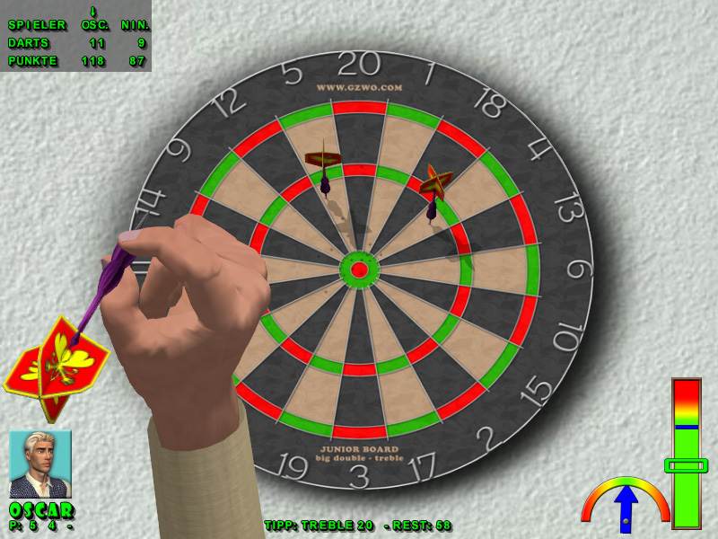 Click to view All-Time Darts 3.02 screenshot